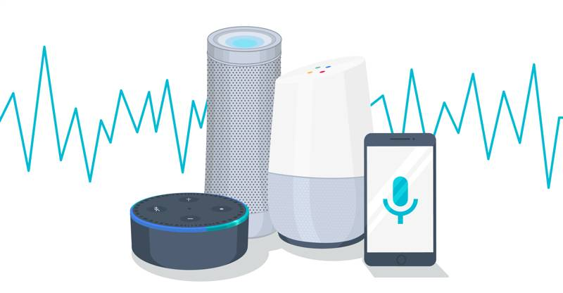 Examples of voice search capable devices.